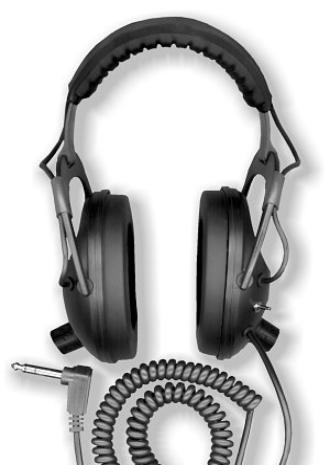 RelicHunter Supply Relic Hunting Metal Detecting Headphones